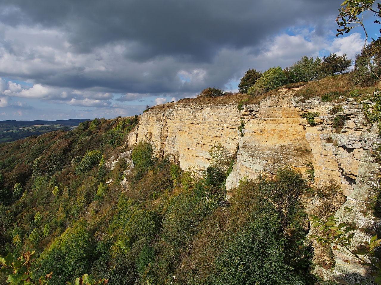 Whitestone Cliff