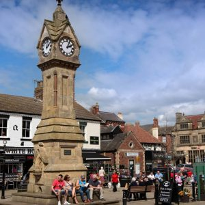 Artisan food & drink market @ Thirsk