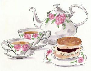Pop-up Tea Room @ Farlington Village Hall