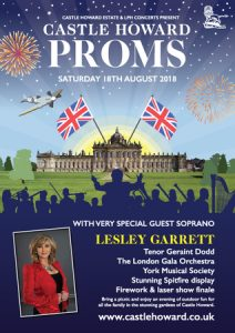 Castle Howard Proms @ Castle Howard