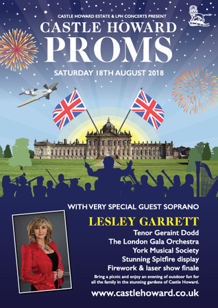 Castle Howard Proms