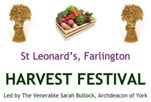 Harvest Festival @ St. Leonard's, Farlington