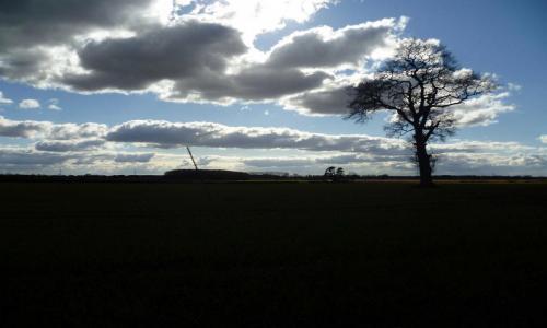 Farlington sky